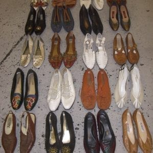 Vintage Womens Shoes