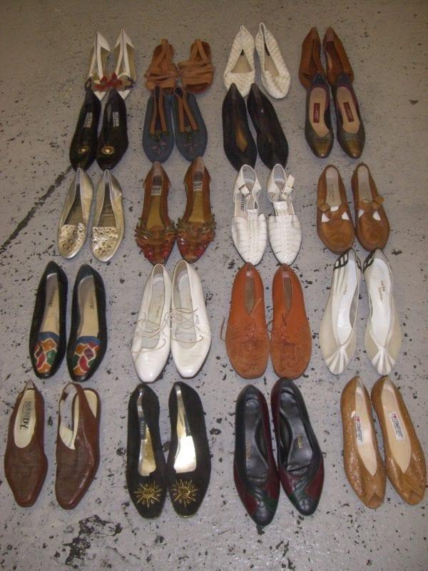 Vintage Womens Shoes