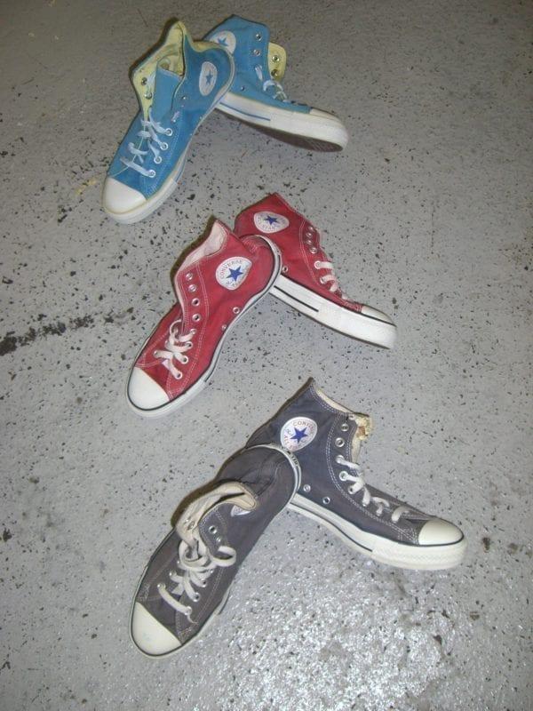 Vintage Converse Trainers