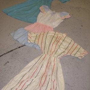 Vintage 1960s-1990s Dresses