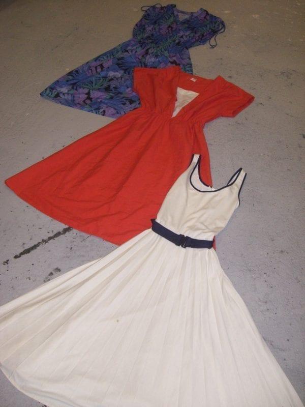 Vintage 1950s-1960s Dresses