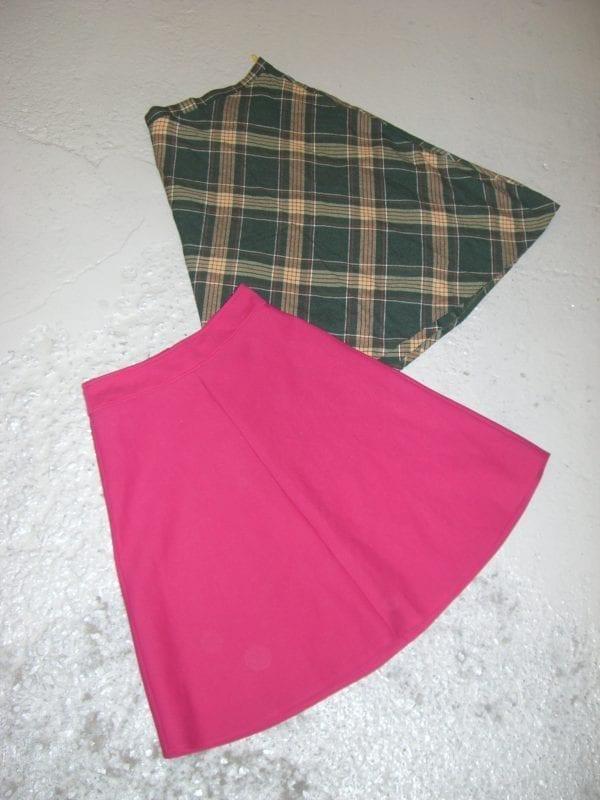 Vintage A-line Skirts