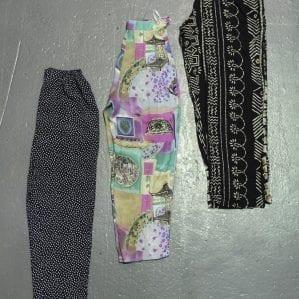 Vintage Harem Trousers
