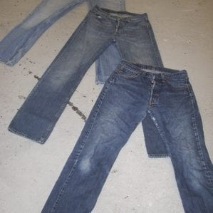 Vintage levi 501 grade B
