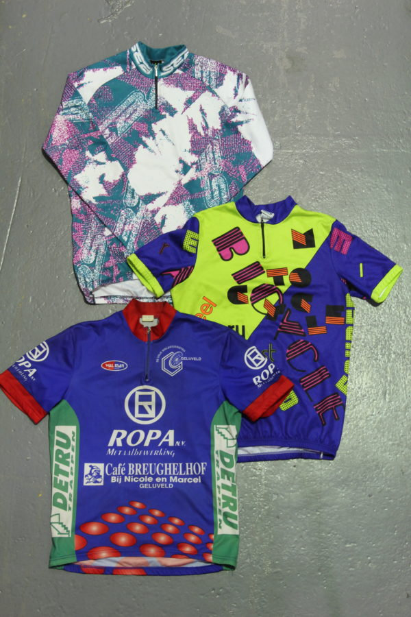 Vintage Cycle Jerseys