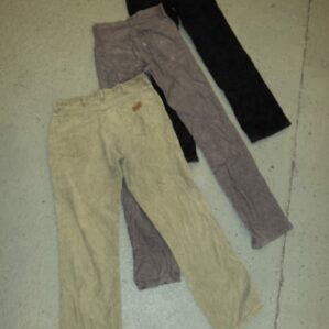 Vintage Cord Trousers
