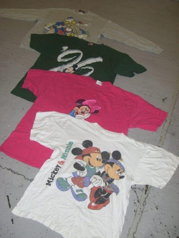 Vintage Disney Tshirts