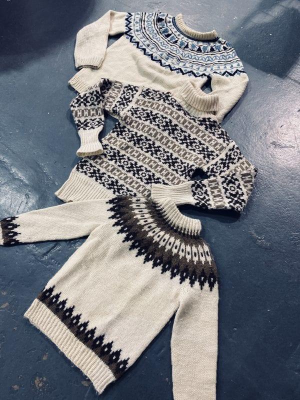 Vintage Icelandic Sweaters