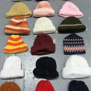 Vintage Wool Hats