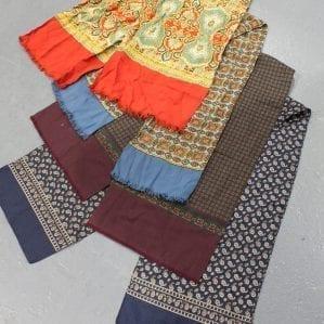 Vintage Mod Scarves