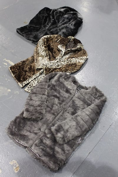 Vintage Faux Fur Coats