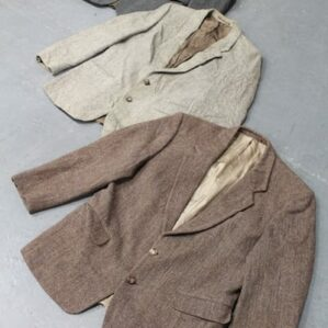 Vintage Harris Tweed Blazers