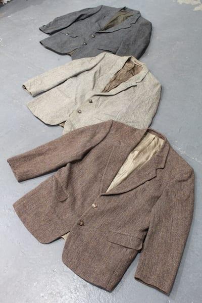 Vintage Harris Tweed Blazers