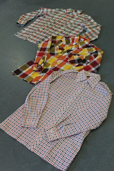 Vintage Mens 70s Shirts
