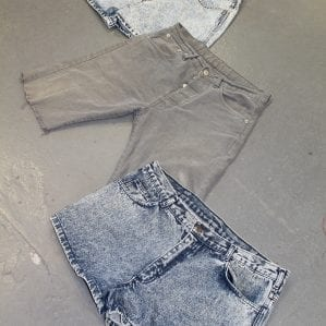 Vintage Kilo Denim Shorts