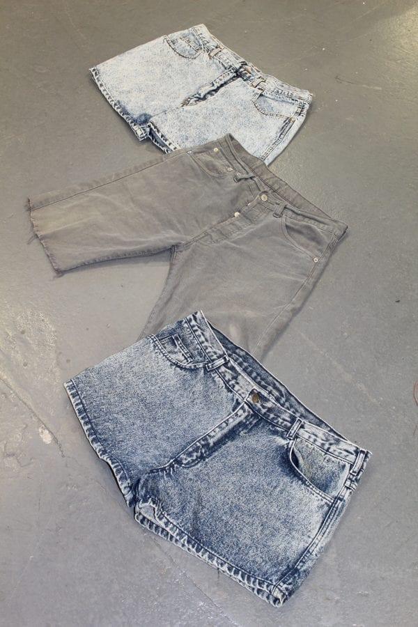Vintage Denim Shorts