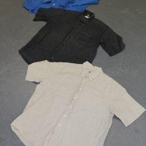 Vintage Linen Shirts