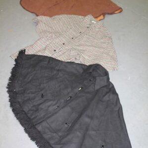 Vintage Womens Capes