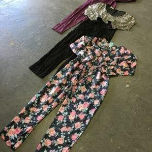 Vintage 1980s Jumpsuits