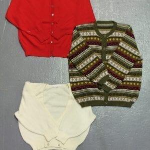 Vintage Womens Cardigans