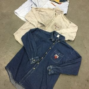 Unbranded Denim Shirts