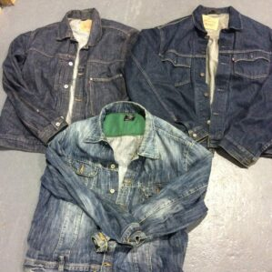 Branded Denim Jackets
