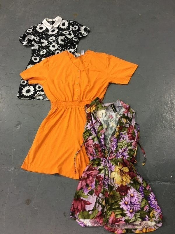Vintage Playsuits