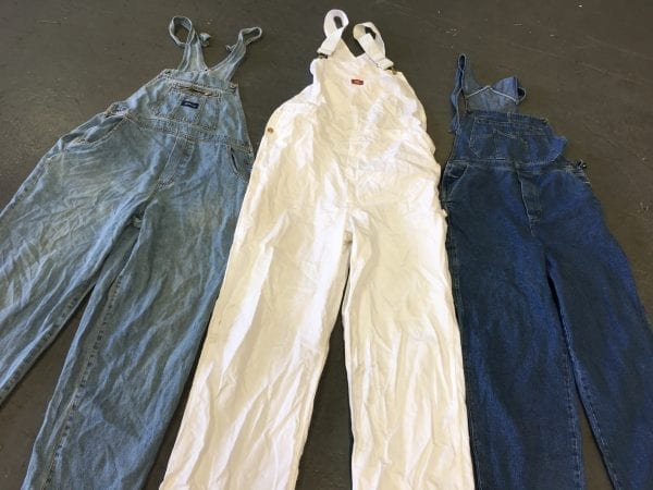 Vintage Long Dungarees