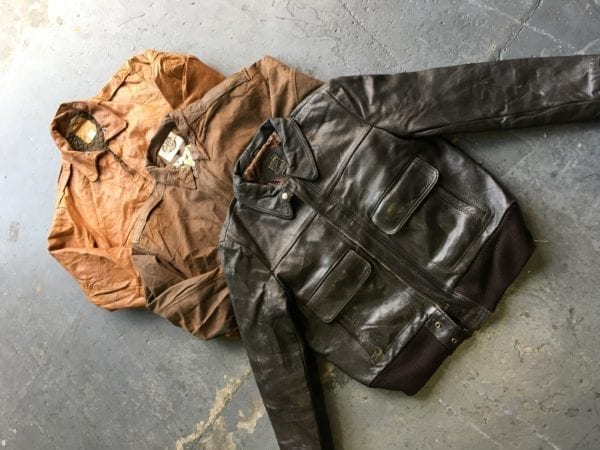 Vintage Aviator Jackets