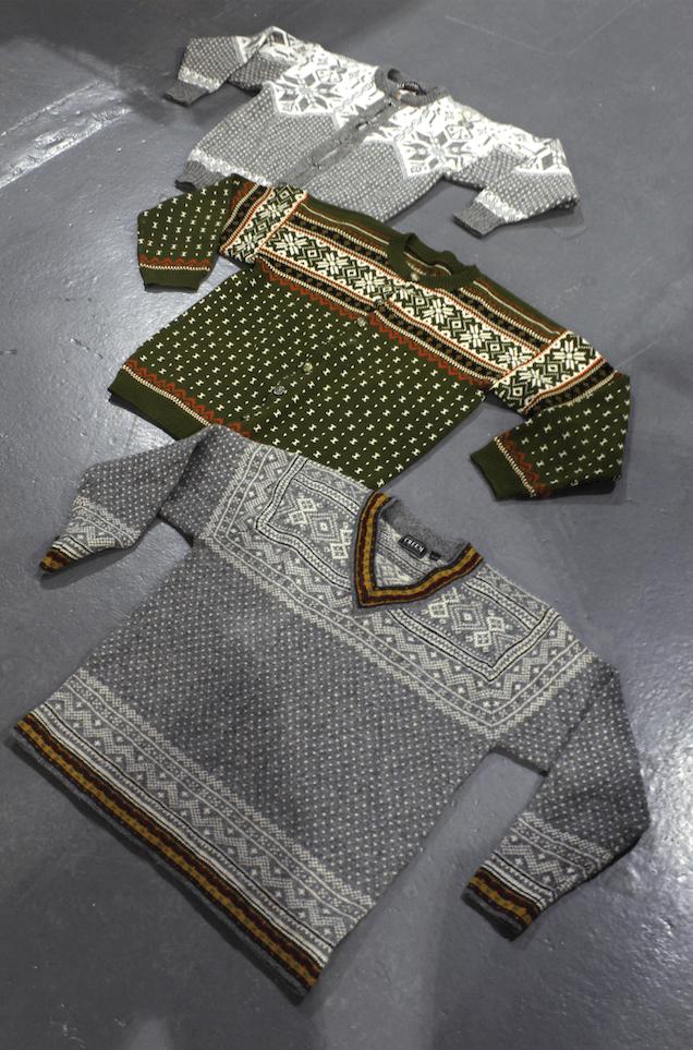 Vintage Norway Sweaters