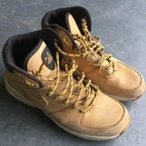 Vintage Worker Boots
