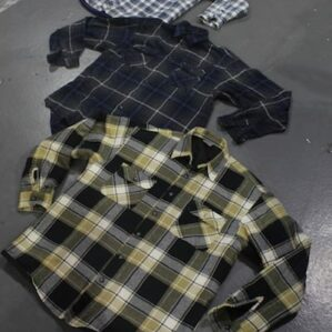 Vintage Flannel Shirts