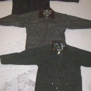 Vintage Wax Jackets