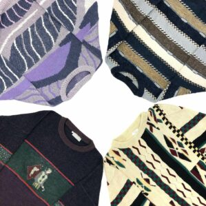Knitwear and Wool