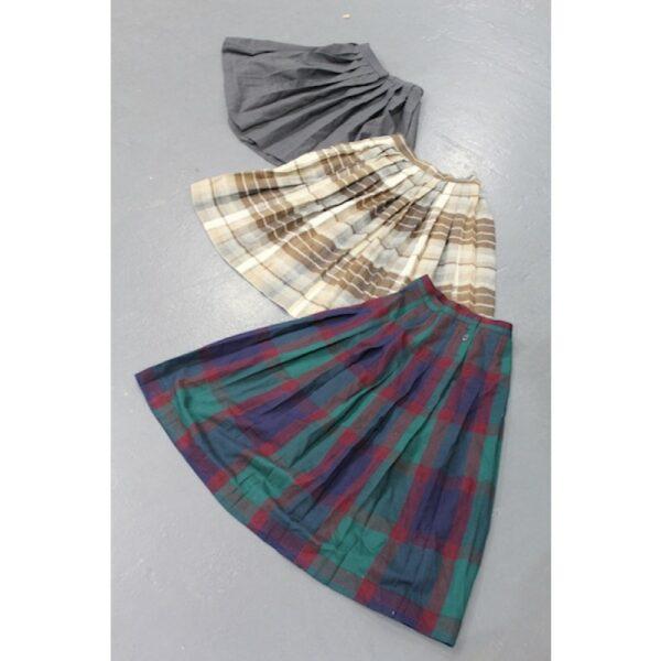 Japan School Skirts