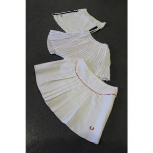 Vintage Tennis Skirts Kilo