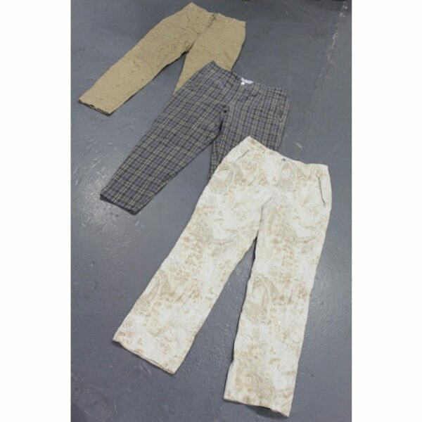 Vintage Vanilla Trousers