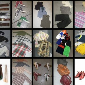 vintage clothes, buy per kilo vintage clothing, wholesale vintage bulk clothes