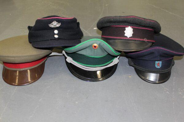 Vintage Marine Hats
