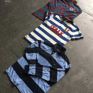 Vintage Rugby Polos