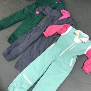 Vintage Ski Suits