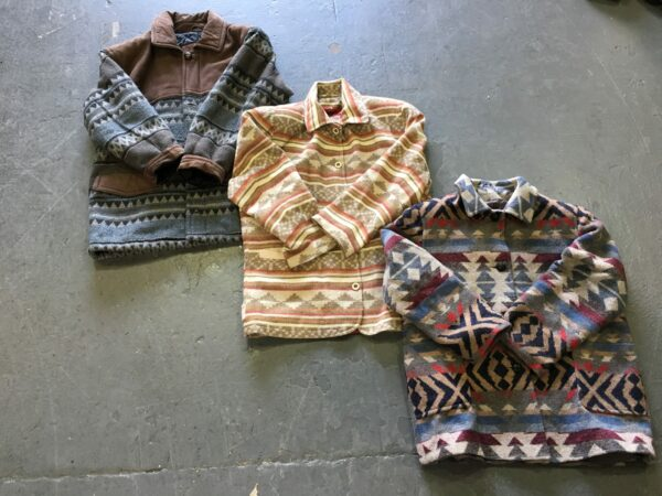Vintage Inca Shirts