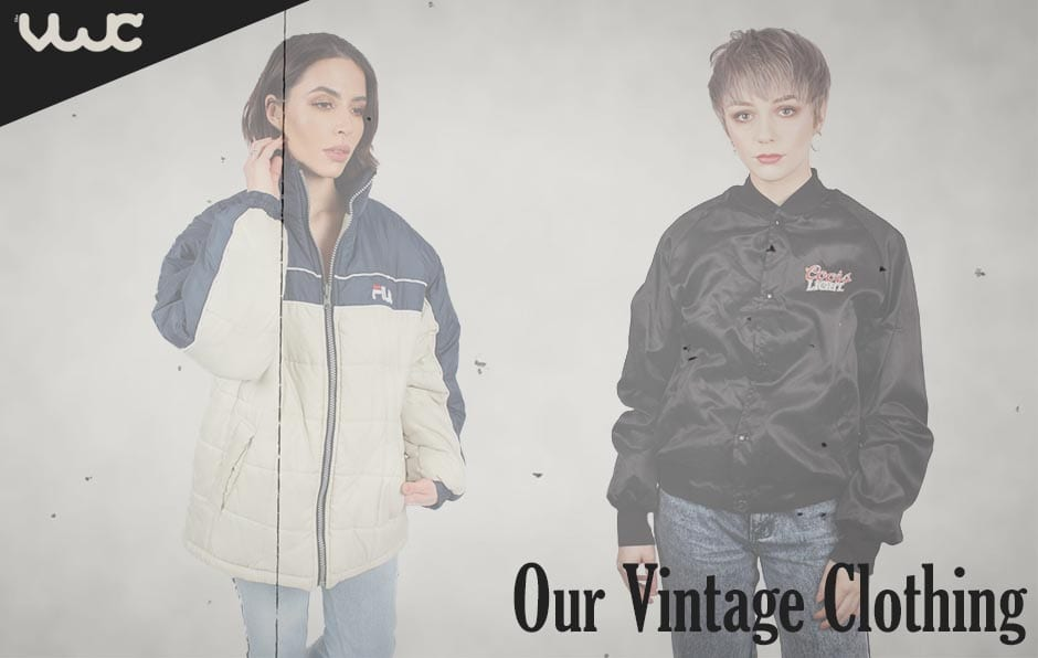 vintage clothing, vintage clothing men and women