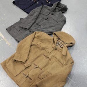 Vintage Duffle Coats