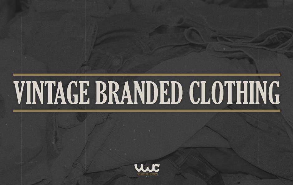 Vintage Branded Clothing