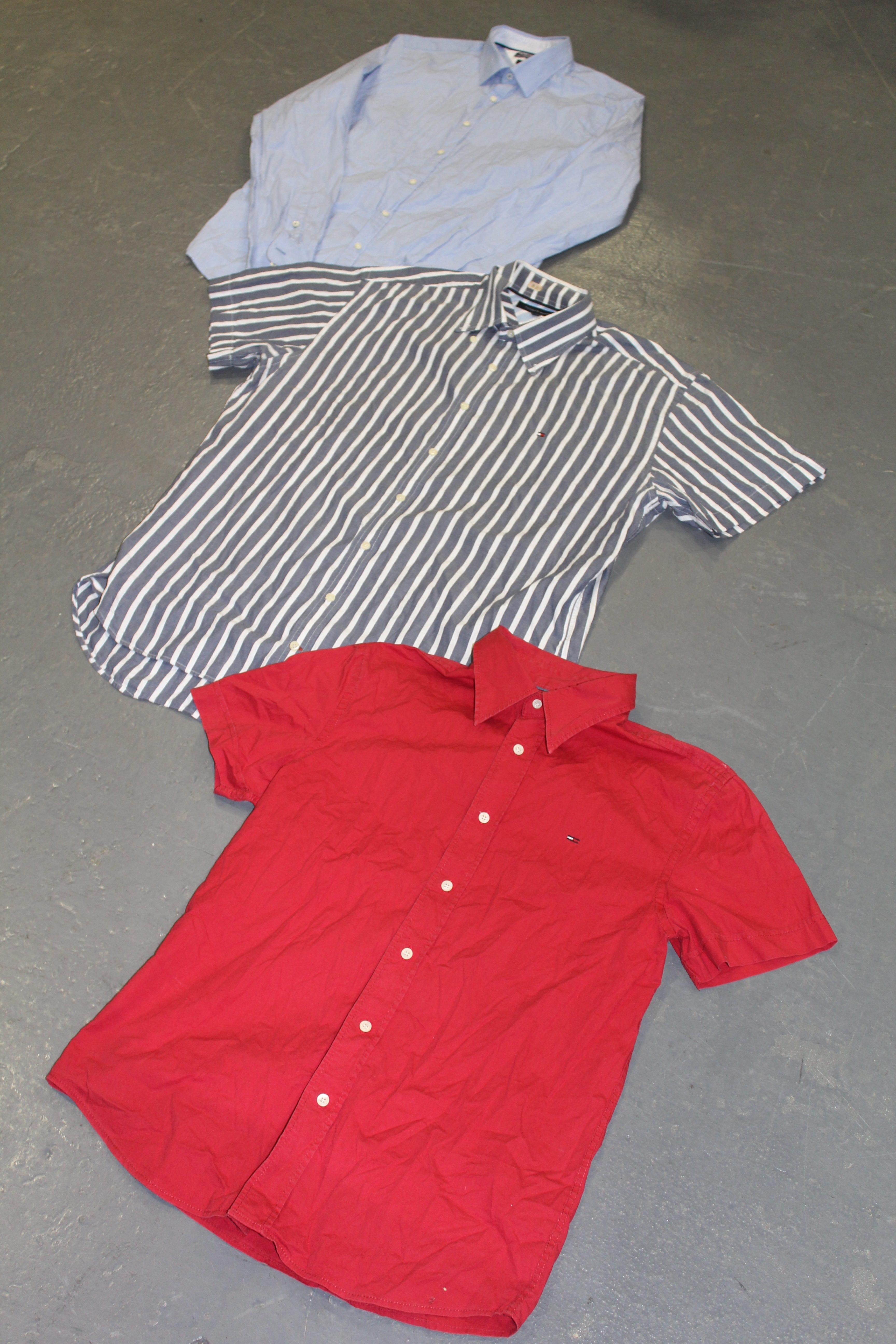 Vintage Tommy Hilfiger Shirts & Polo Mix