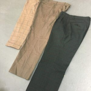 Vintage ladies Pleated Trousers