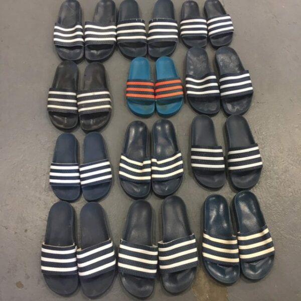 Vintage Adidas Sliders