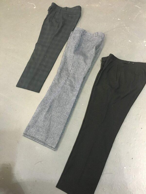 Vintage Mens Trousers