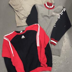 Vintage Branded Sports Sweaters
